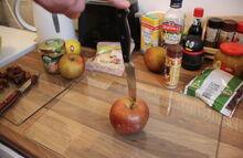 Apfelmesser