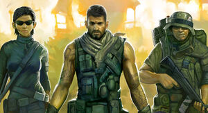 Walkthroughs:Jagged Alliance: Back in Action