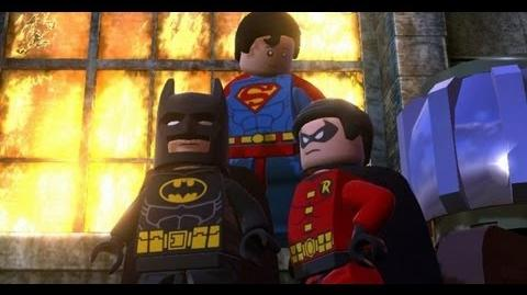 LEGO Batman The Movie - DC Superheroes Unite