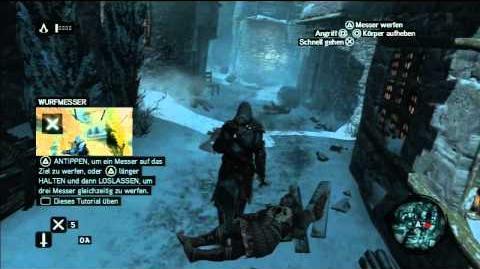 Assassin's Creed Revelations Walkthrough, Part 4 Verwundeter Adler Teil 1