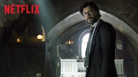Haus des Geldes Teil 4 Offizieller Trailer Netflix
