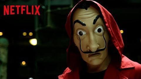 Haus des Geldes Teil 3 Offizieller Trailer Netflix
