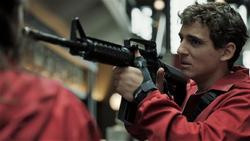 Rio bedroht Menderes mit Waffe - Folge 13 Teil 1