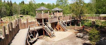Vikings Estonia Праздник деревне Викингов Эстония1