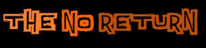 No return logo