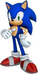 SANIC THE GREEN EYED HEGEHOG