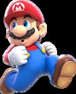 Mario Walking SM3D