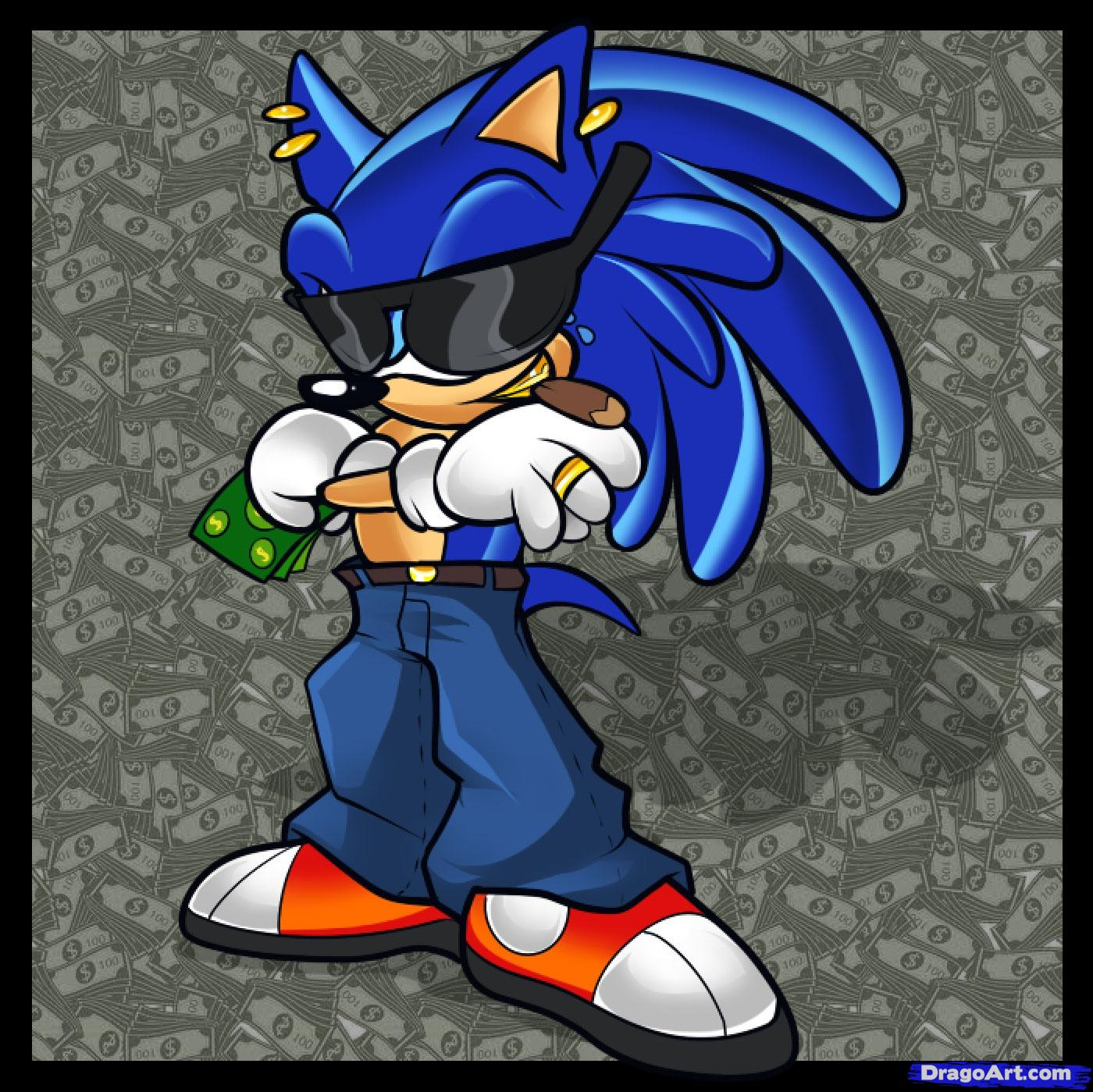 image how to draw gangster sonic 1 000000007228 5 jpg have fun