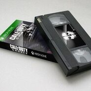 Call of Duty Ghost on VCR 2