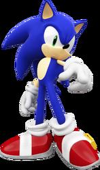 Sonic the hedgehog by mintenndo-d5xf9qj