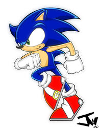 Somecallmejohnny sonic-the-hedgehog-by-johnny
