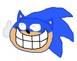 Sonic the Grape