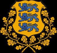 Coat of arms of Estonia