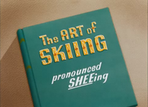 The Art of Skiing - title card