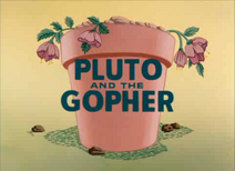 Pluto and the Gopher - title card