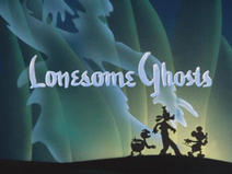 Lonesome Ghosts - title card