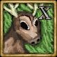Deer X