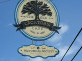 The Old Croatoan Cafe