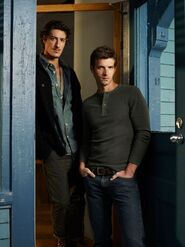 Season 1 nathan and duke