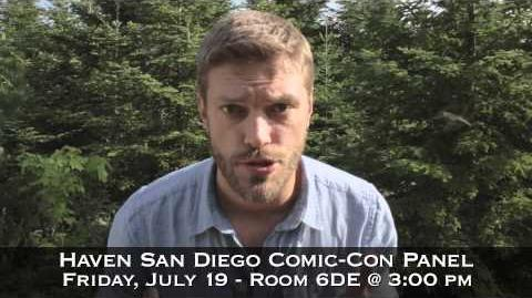 Haven SDCC Announcement