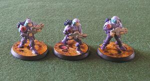 Original Nexus Troopers