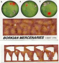 Decal Borkian Mercenaries