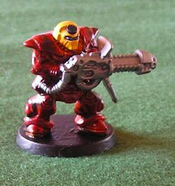 Heavy Weapon Karn type2
