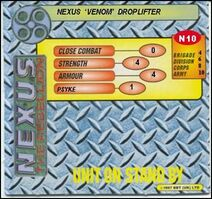 Venom Battlecard Rear