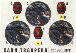 Decal Karn Troopers