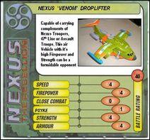 Venom Battlecard Front