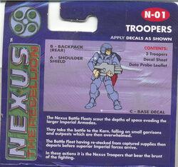 Nexus Troopers Back