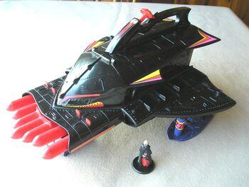 Krilish and new toy