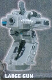 Impact Walker Gun