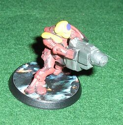 Original Karn Heavy Weapons