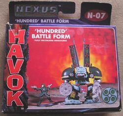 Hundred Battleform Boxshot