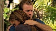 Danny comforts Amy