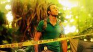 Steve in the jungle
