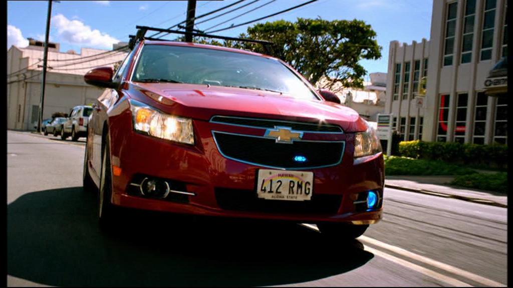 Mcgarrett S Car In New Hawaii Five O