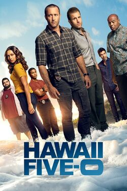 Hawaii Five-0 (season 8) poster