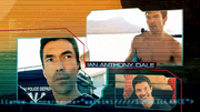 Ian Anthony Dale in season 8 opening credit