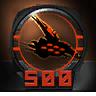 Icons achievements SG Destroyer 5