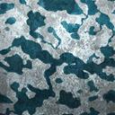 Blue-ripple