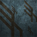 Icons patterns hawken-silver
