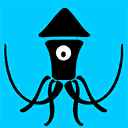 Icons emblems squidMan
