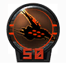 Icons achievements SG Destroyer 3