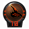 Icons achievements SG Destroyer 2