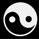 Icons emblems yinYang