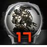 Icons achievements PilotLVL 17