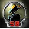 Icons achievements MA Lieutenant