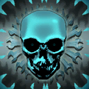 Icons emblems WrenchSkull